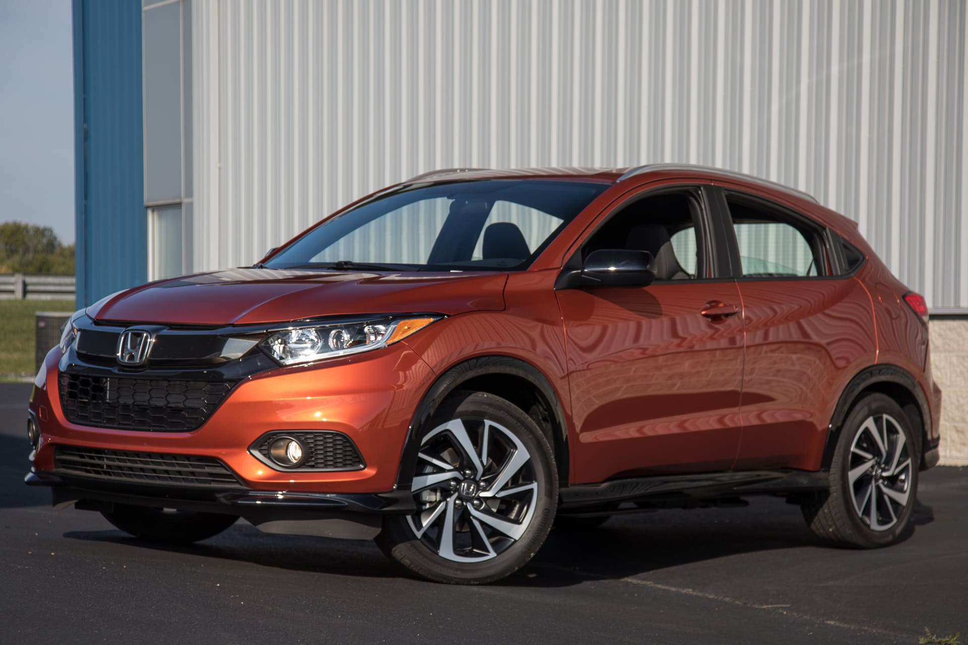 2019 Honda HR-V Sport Quick Spin: Sportiness Eludes It
