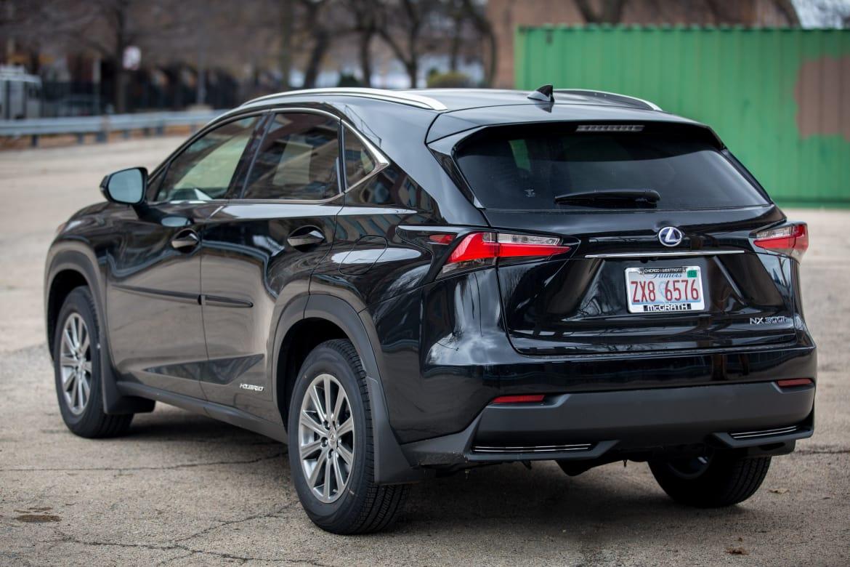 2017 Lexus Nx 300h Real World Fuel Economy News Cars Com