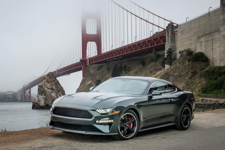2019 Ford Mustang Bullitt First Drive: A Better Car Than a