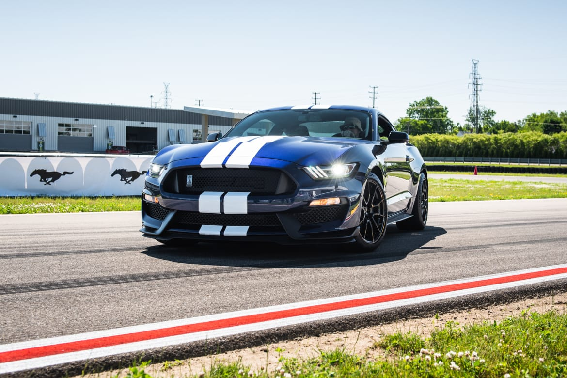 2019 Ford Shelby Gt350 Mustang Is Tweaked For Speed News