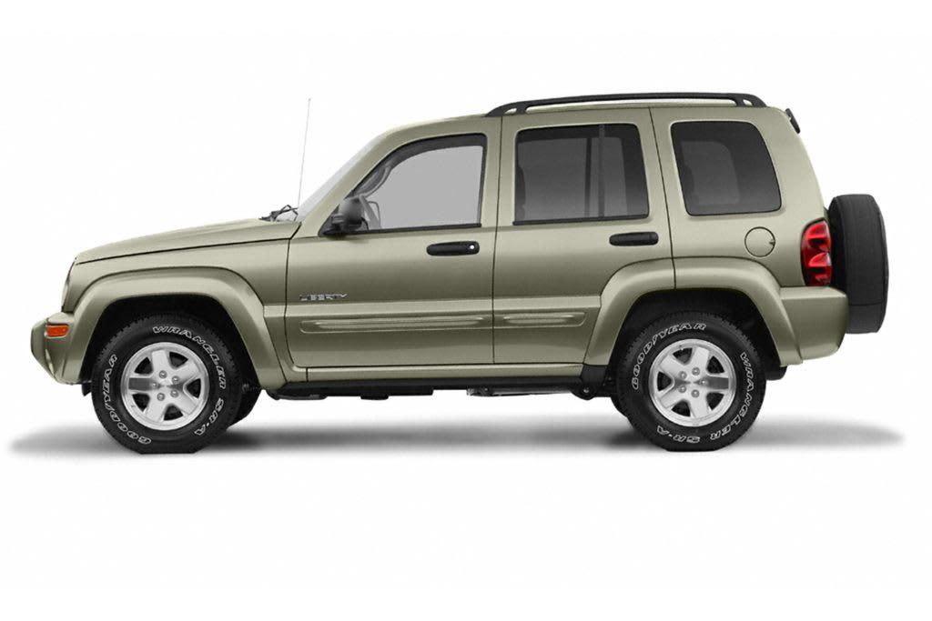 2006 jeep liberty recalls
