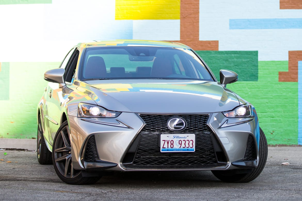 2017 Lexus IS: Should I Buy the Turbo Four-Cylinder or V-6