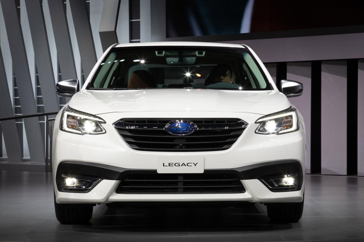 Redesigned 2020 Subaru Outback, Legacy Snag Safety Awards