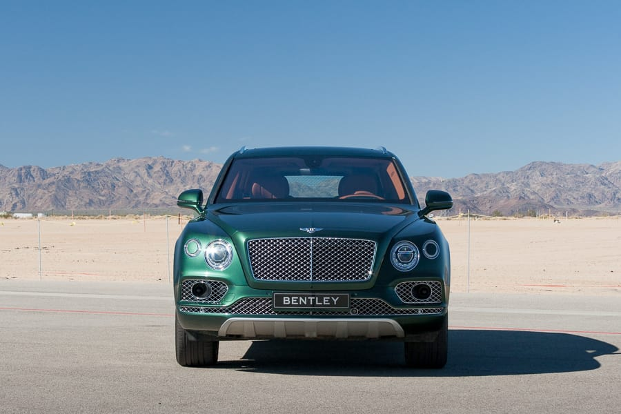 2017 Bentley Bentayga: Our View