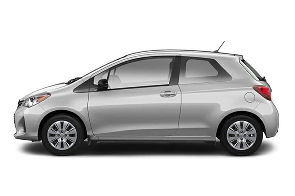 2015-17 Toyota Yaris: Recall Alert
