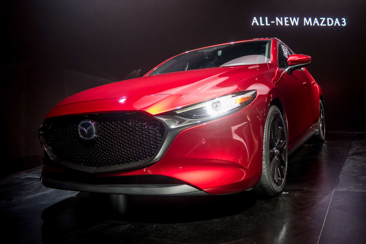 2019 Mazda3 Goes for Style and Elegance in a Big Way | News