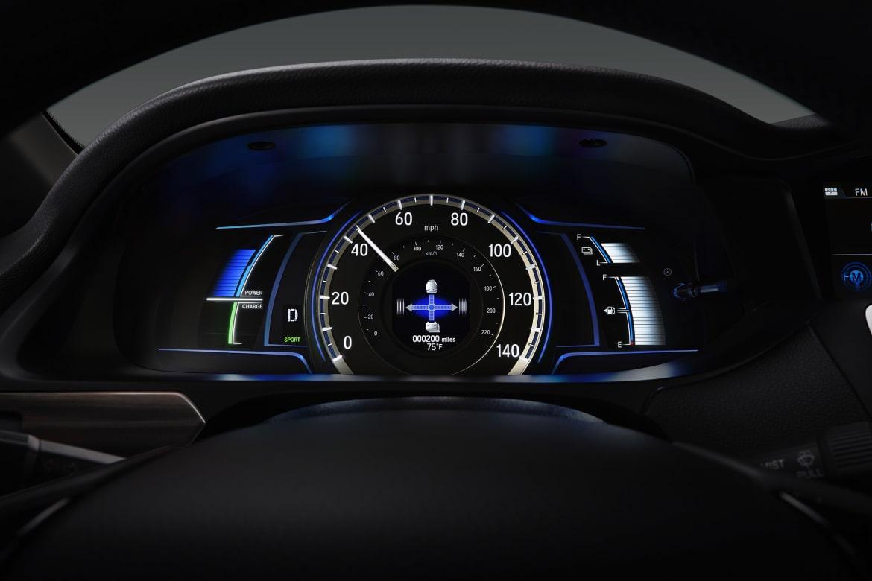 2017 Honda Accord Hybrid Real World Mileage News Cars Com