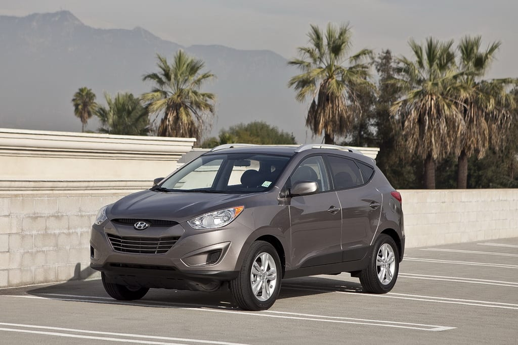 2010-2014 Hyundai Tucson Axle Problem   News   Cars com