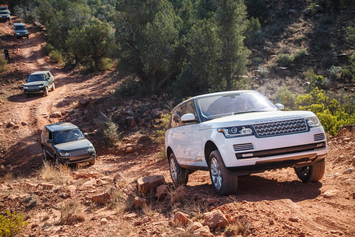 Land Rover Diesel Engines: First Drive | News | Cars com