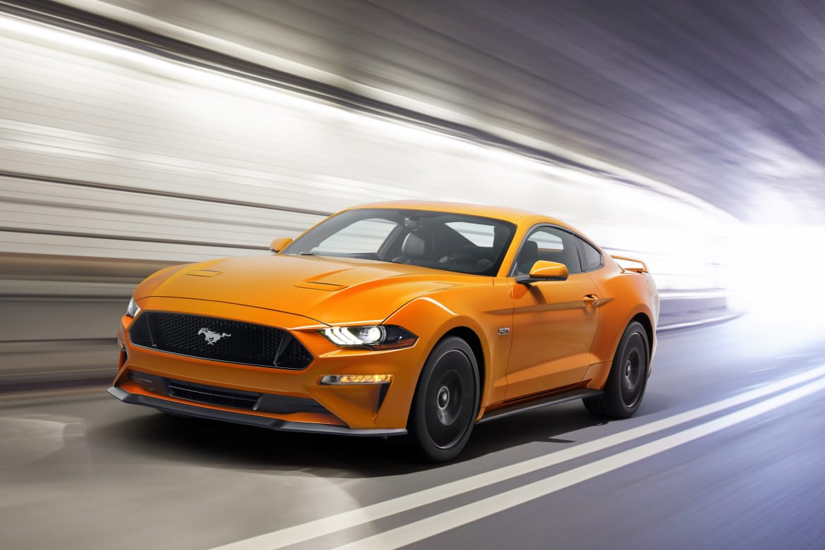 2018 ford mustang gts magic numbers are 4 6 0 460 hp 4 seconds to 60