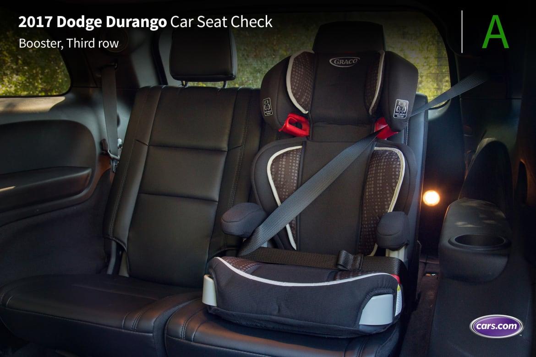 Outstanding 2017 Dodge Durango Car Seat Check News Cars Com Alphanode Cool Chair Designs And Ideas Alphanodeonline