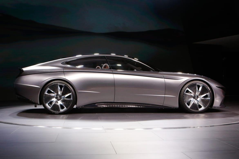 Geneva Auto Sales >> 2018 Geneva Motor Show All The Concept Cars News Cars Com