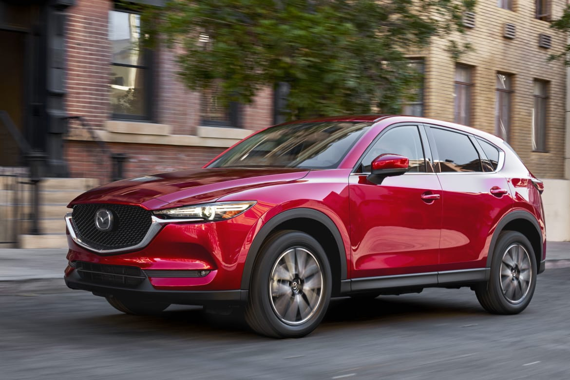 2018 Mazda Cx 5 Diesel Fuel Economy Nothing To Get Excited About