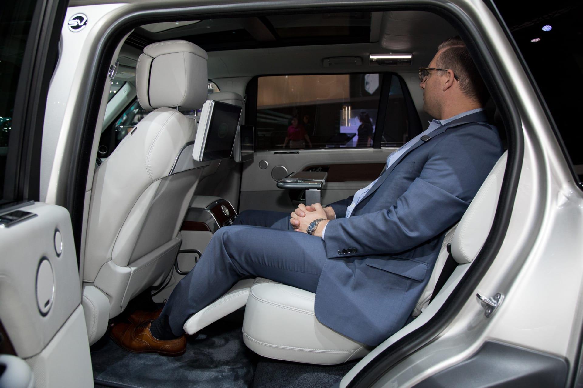 Range Rover Long Wheelbase >> 2018 Range Rover Svautobiography Long Wheelbase Luxury