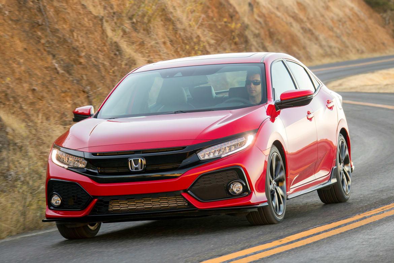 2018 Honda Civic Hatchback On Sale Now News Cars Com