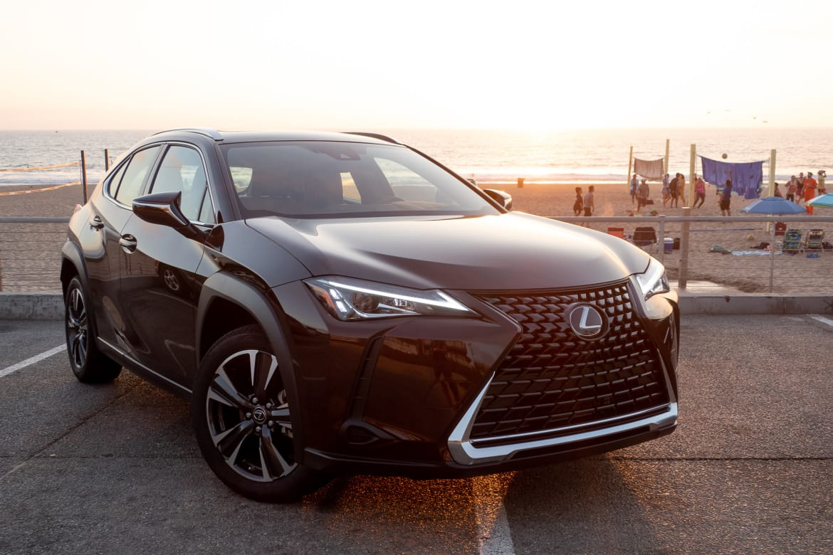 2019 Lexus Ux 200 First Drive Missing A Solid User Experience