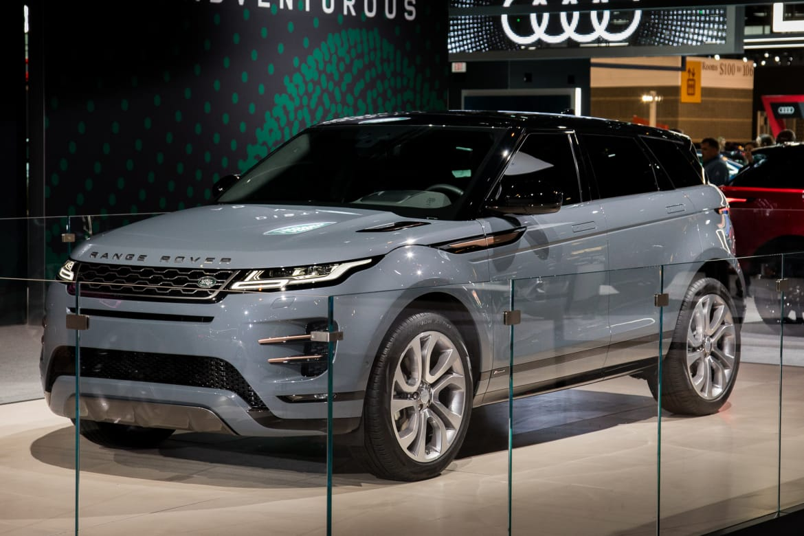 2020 Land Rover Range Rover Sport: Changes, Equipment, Price >> 2020 Land Rover Range Rover Evoque Stylish Perhaps Too