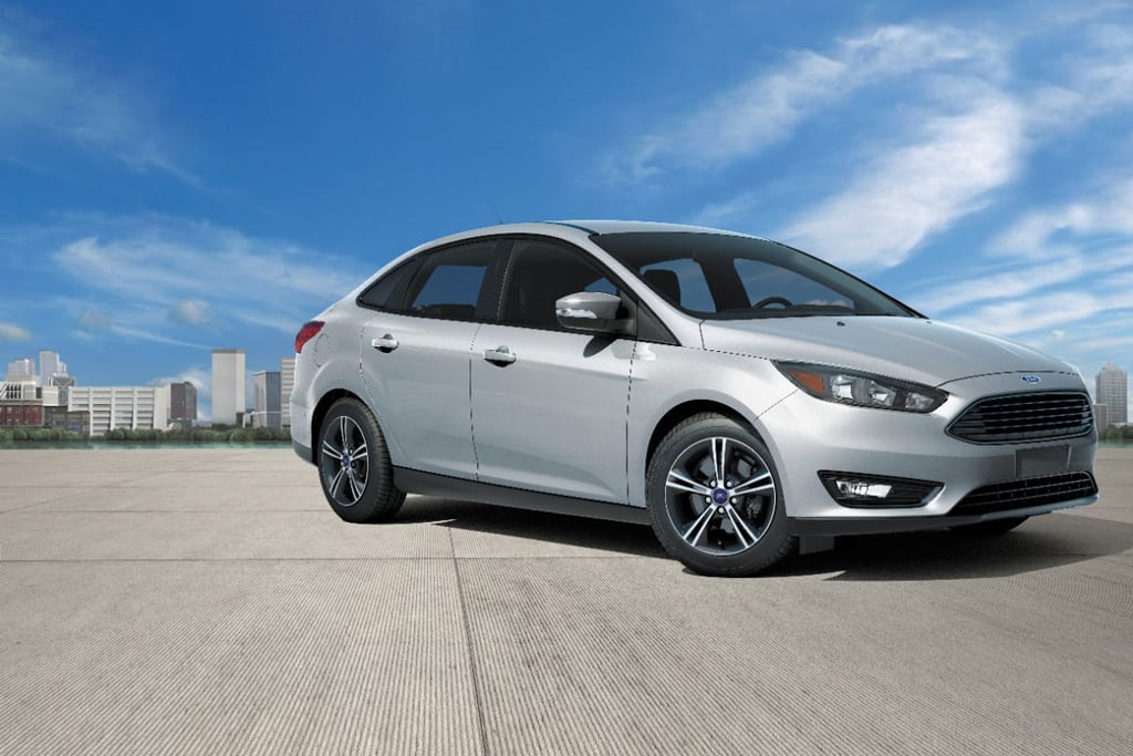 2017 Ford Focus What S Changed News Cars Com