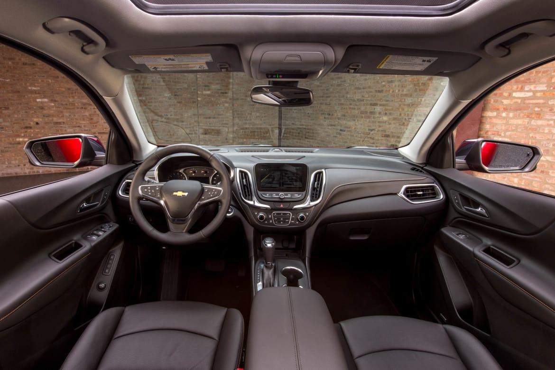 2018 Chevrolet Equinox Review First Impressions News Cars Com