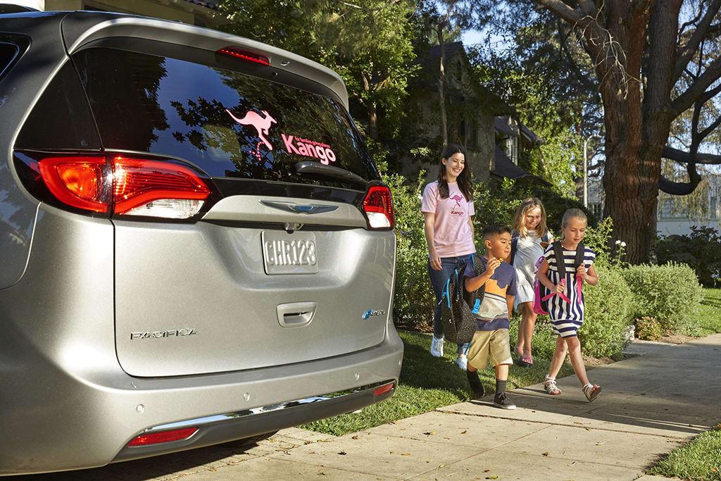 Chrysler, Kango Announce Kid Ride-Sharing Partnership | News