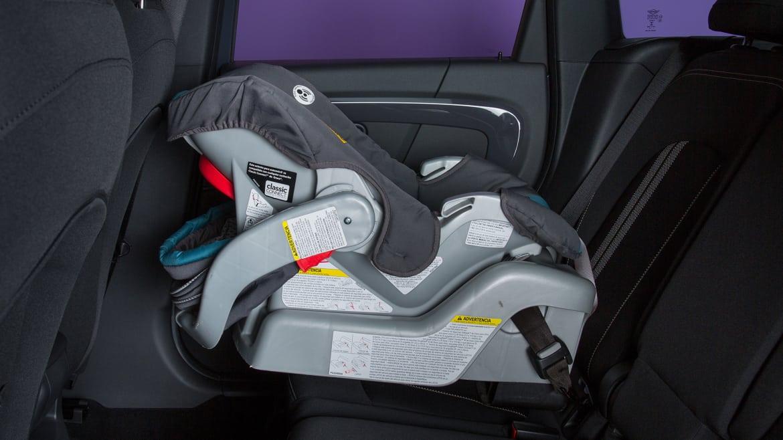 2017 Mini Countryman Car Seat Check News Carscom