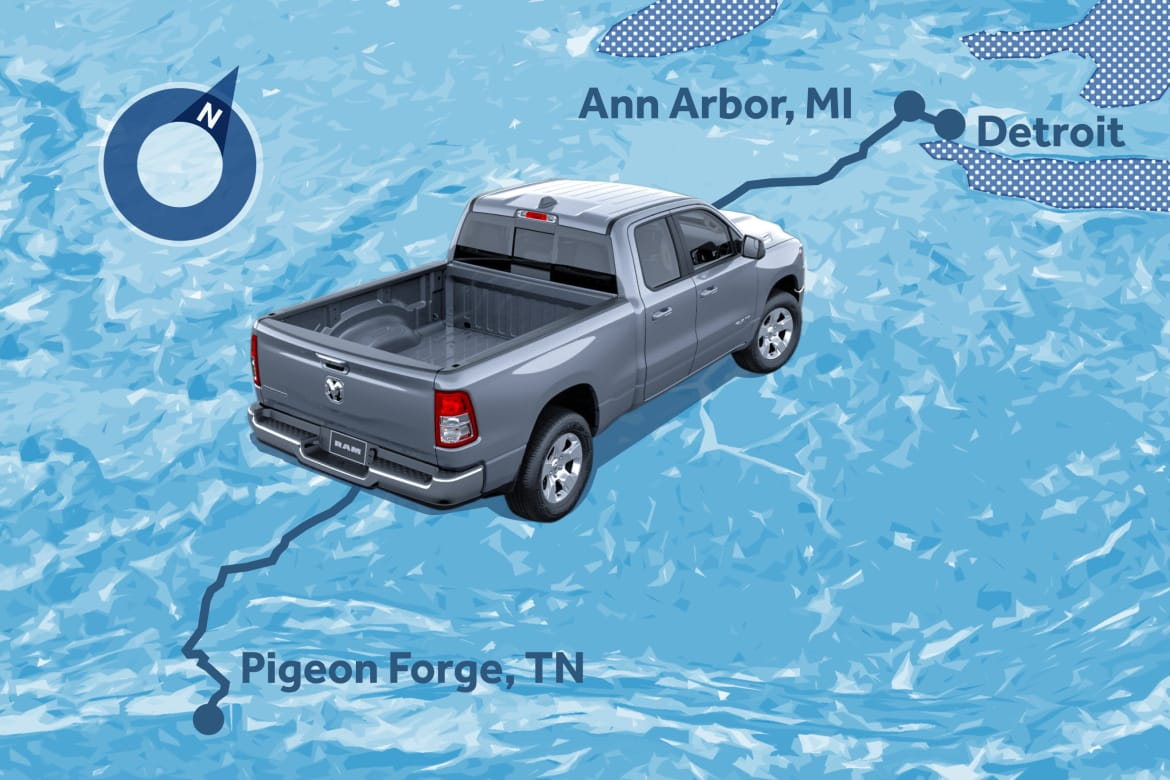 2019 Ram 1500 Real-World Gas Mileage Tops What's New on ...