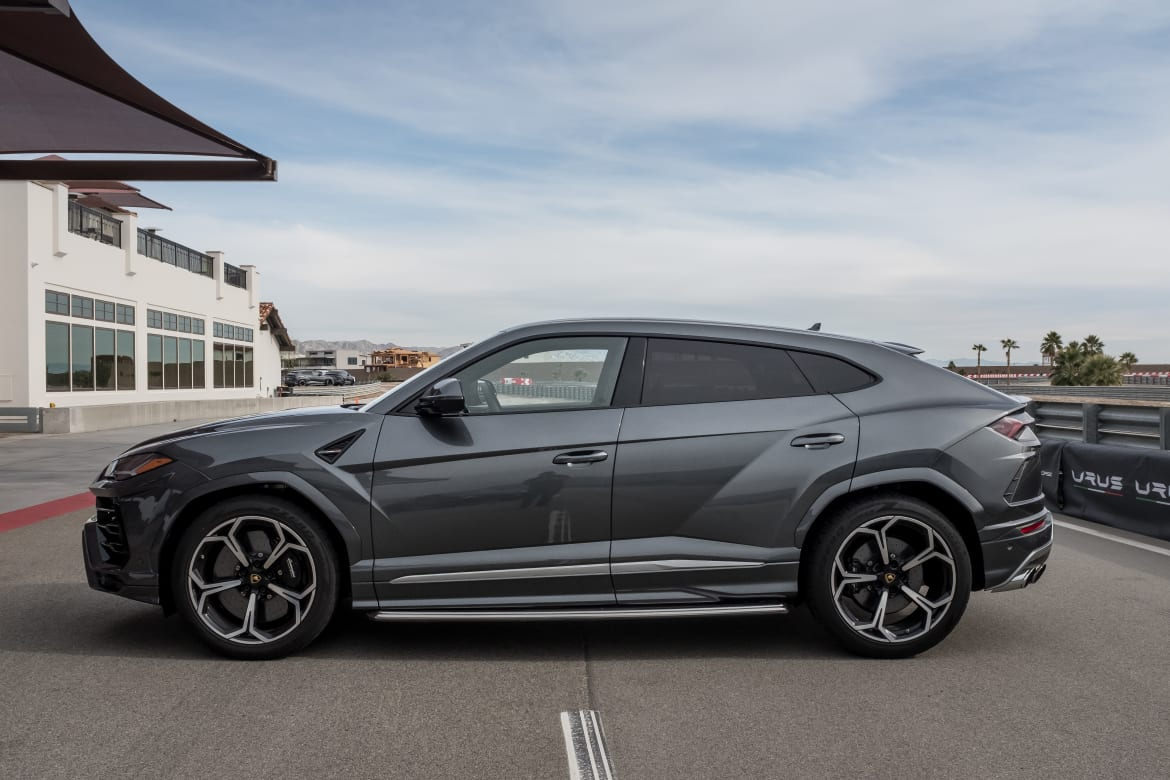 2019 Lamborghini Urus First Drive: Supercar Cattle-Prodding