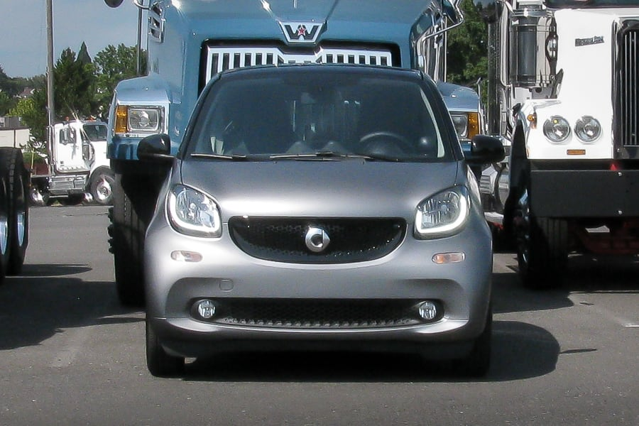 Our view: 2016 smart ForTwo