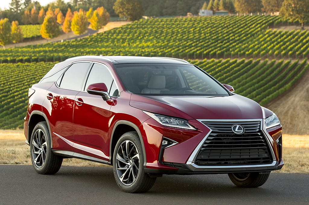 2018 Lexus RX 450h: News, Changes, Price >> 2018 Lexus Rx What S Changed News Cars Com