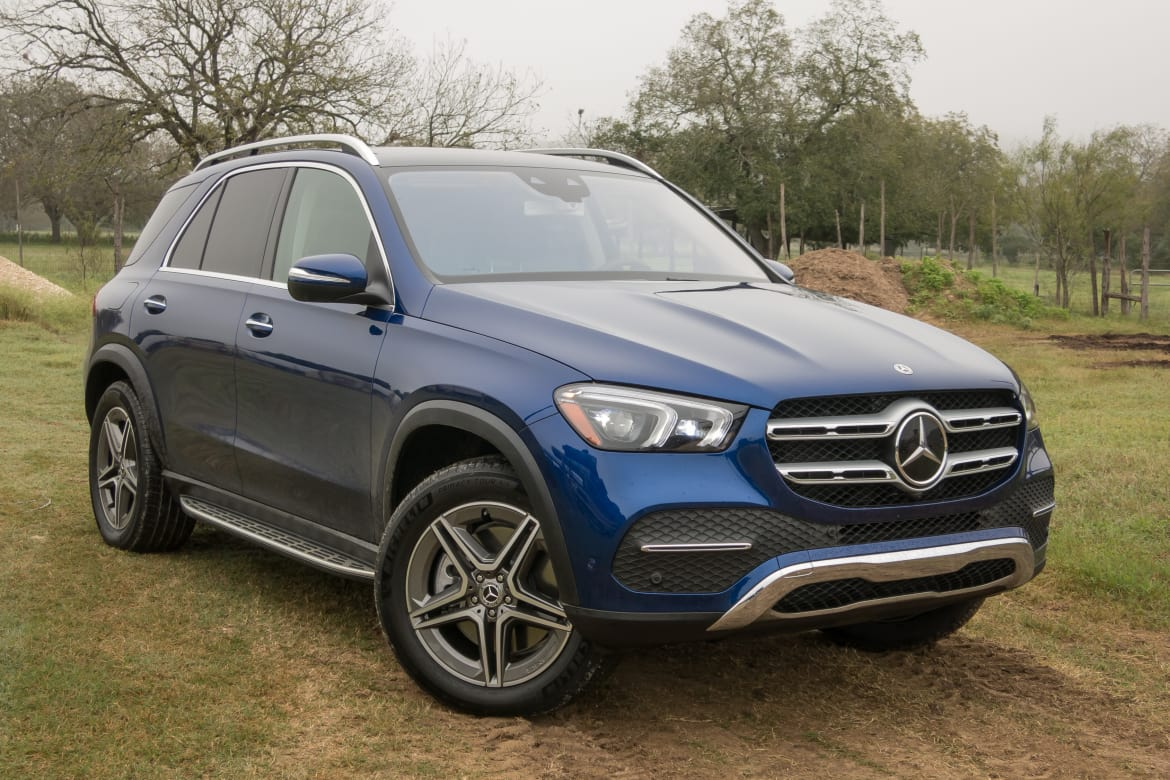2020 Mercedes Benz Gle Class First Drive Resetting The