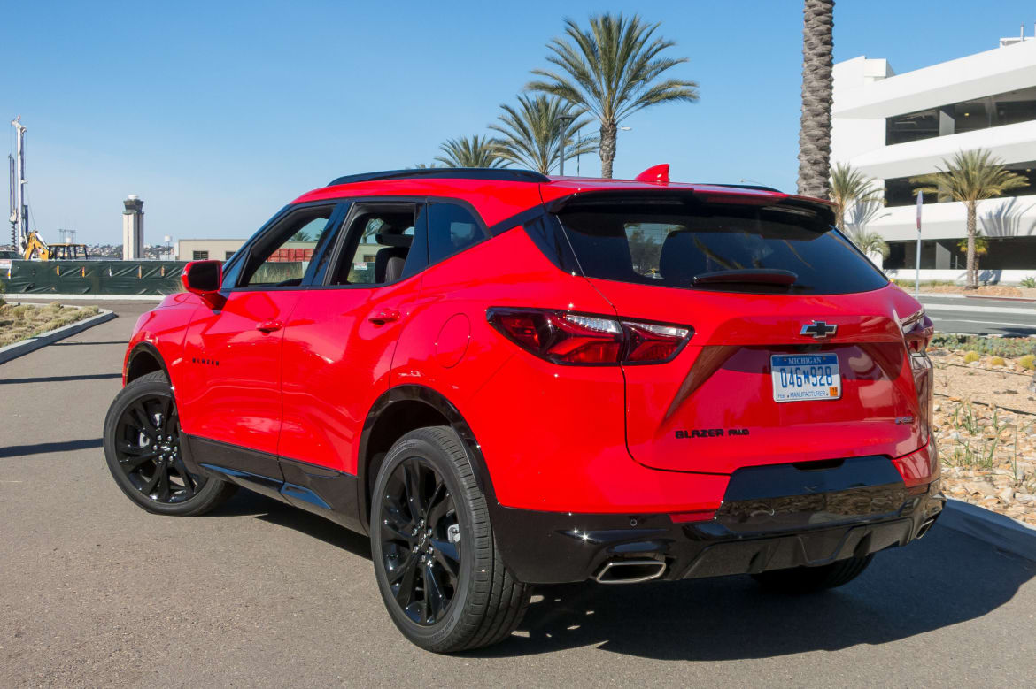 What Real-World Gas Mileage Does the 2019 Chevrolet Blazer ...