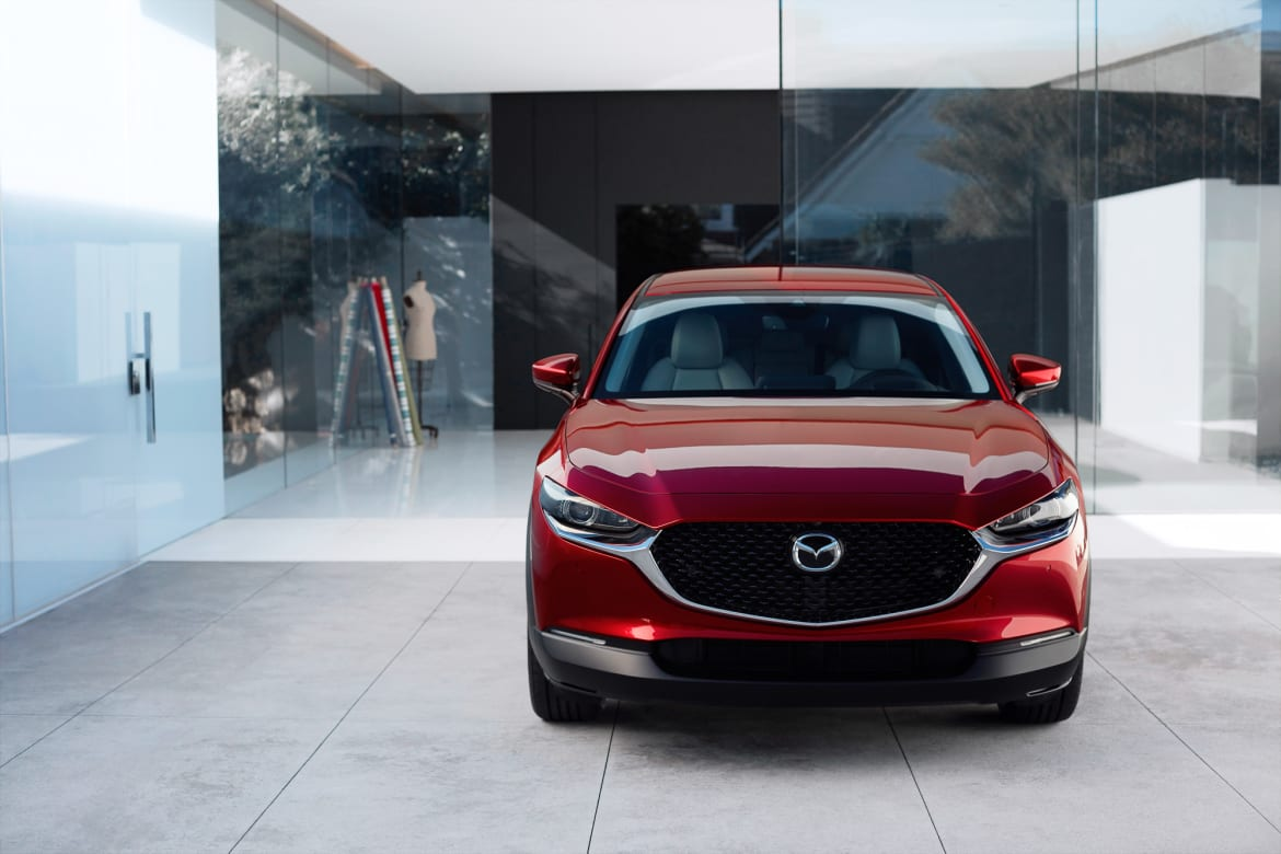All-New 2020 Mazda CX-30 SUV Starts Under $23,000