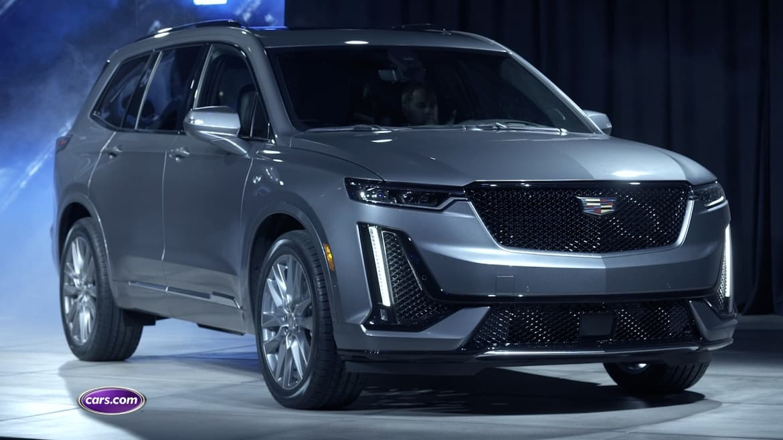 Used Gmc Acadia For Sale >> 2020 Cadillac XT6 Video: Bridging the SUV Gap | News | Cars.com