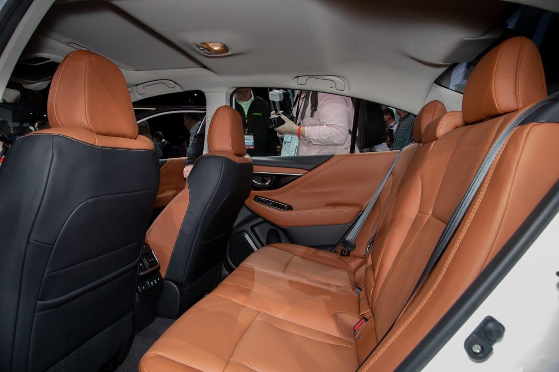 2020 Subaru Legacy Gets a Dose of Luxury | News | Cars com