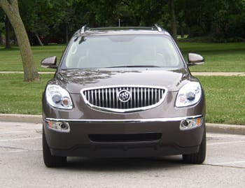 Our view: 2008 Buick Enclave