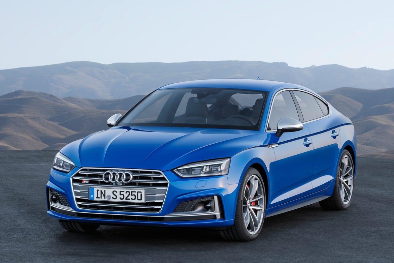 2018 Audi A5 Sportback And S5 Sportback Preview News Carscom