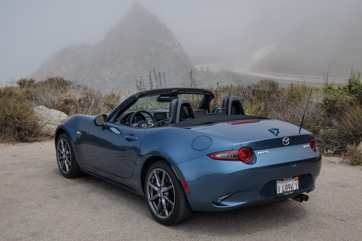 Mazda Mx 5 Miata >> 2019 Mazda Mx 5 Miata First Drive More Power Paves The Road