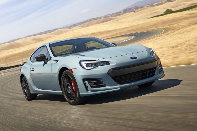 Subaru Brz Sti Price >> 2019 Subaru Brz Gets Price Bump New Limited Edition News Cars Com