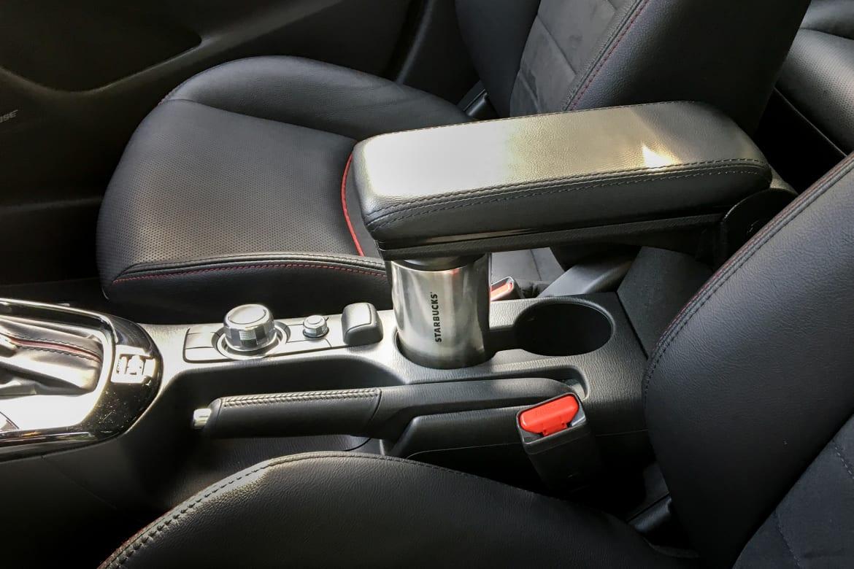 Cupholder or Armrest? The Mazda CX-3 Makes You Choose | News