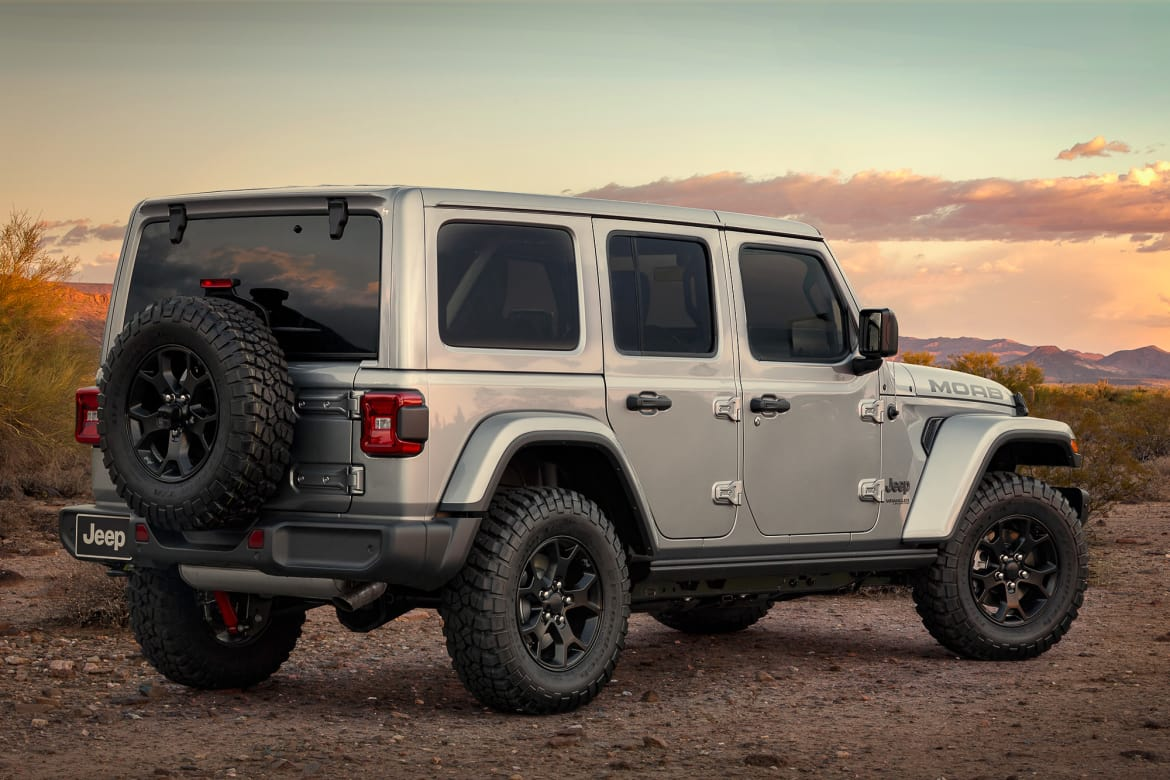 Which 2019 Jeep Wrangler Should I Buy Sport Sport S