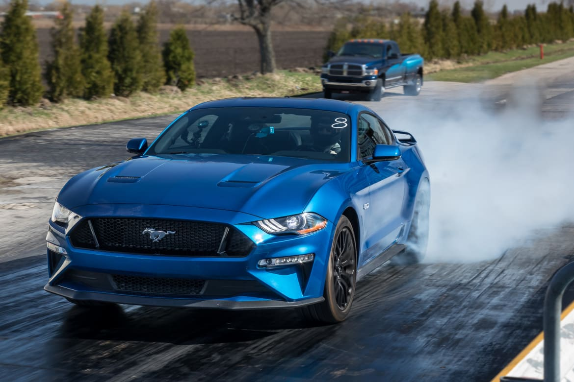 Can the 2018 Ford Mustang GT Really Do a Sub-4-Second Zero