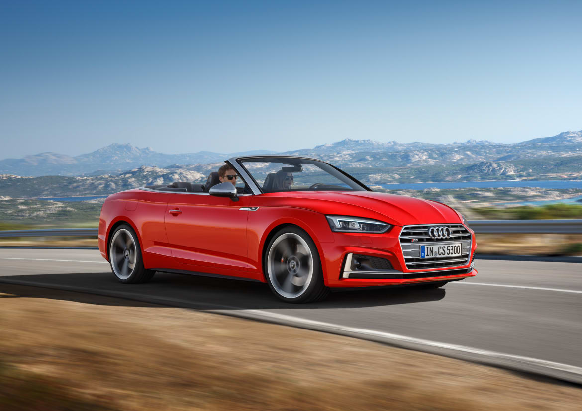 2018 Audi A5 And S5 Cabriolet Preview News Carscom