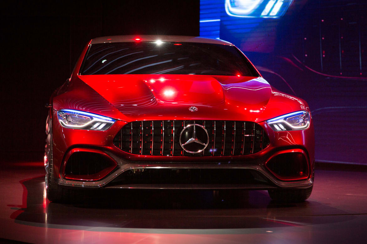 Amg Gt Concept >> Mercedes Amg Gt Concept Review Photo Gallery News Cars Com