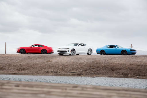 What's the Best Small-Engine Muscle Car?