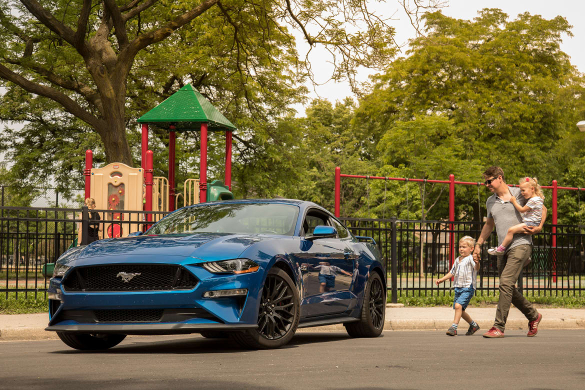 Can You Family in the 2018 Ford Mustang GT? | News | Cars com