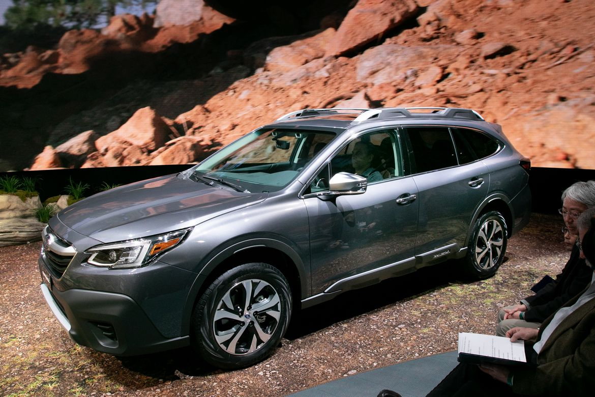 2020 Subaru Outback and Legacy: New Features, Familiar Price