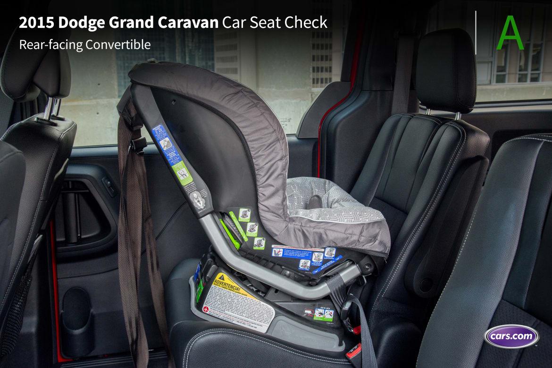 Miraculous 2015 Dodge Grand Caravan Car Seat Check News Cars Com Pabps2019 Chair Design Images Pabps2019Com