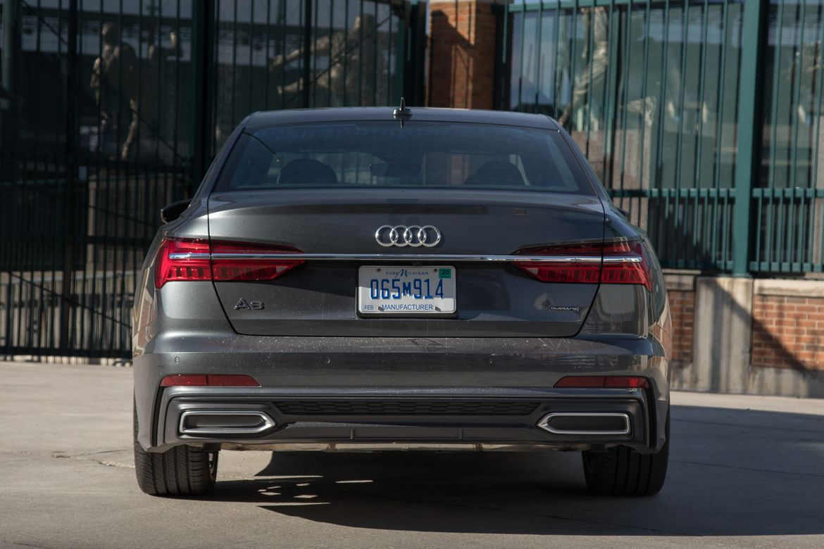 2019 Audi A6 Review: New and Unimproved | News | Cars com