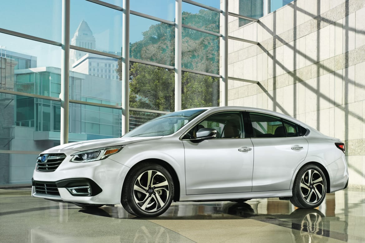 Subaru Legacy Carries on for 2020 With New Platform, Turbo