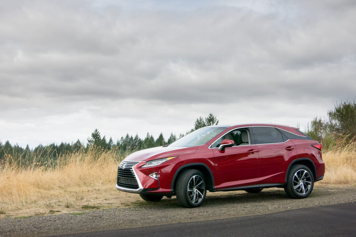 2016 Lexus RX 350 and RX 450h First Drive | News | Cars com